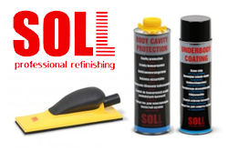 SOLL professional refinishing